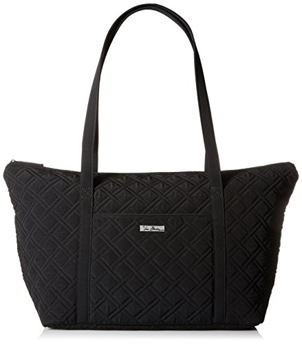 quilted tote black - 6