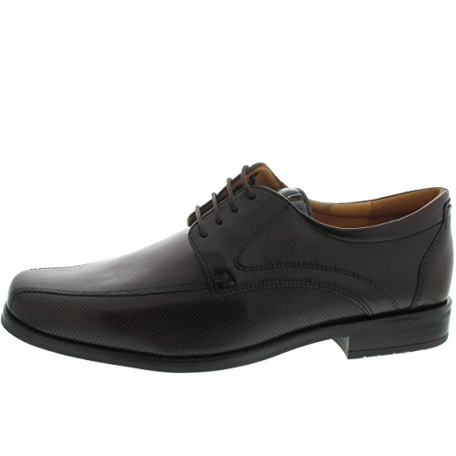 Derbys 04 Salamander kiesel Homme Marron dark Alex blue 7Fzw4
