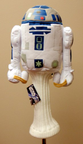 Hornungs star wars driver headcover r2d2, Outdoor Stuffs