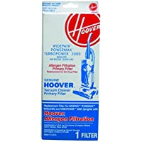 Hoover Company #40110008 Wide Path Allerg Filter