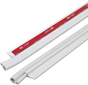 MD Building Products 43304 MD Cinch Stick, 42 in L, Aluminum, quot, White