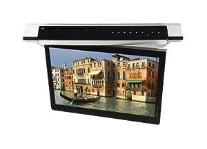 Visua VSKTV133P Premium Aluminium 133 Under Cabinet Kitchen TV DVD