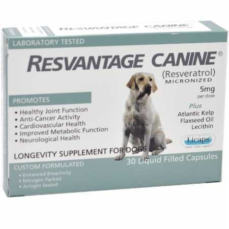Resvantage Overall Canine Health by Resvantage