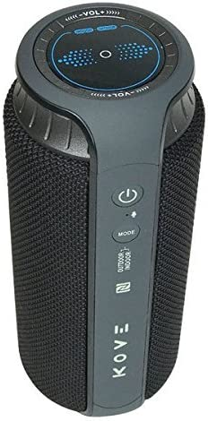 Kove Commuter Portable Splashproof Wireless Bluetooth 9.9 Speaker