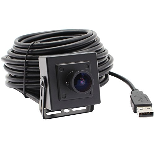 ELP Wide Angle USB Camera 1.3 megapixel with 170degree fisheye Lens