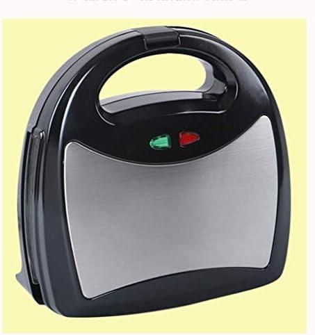 Seeseeeeu - Gofrera 3 en 1, máquina para gofres individuales, paninis, hash Browns, otros viajes, desayuno, almuerzo, gofrera