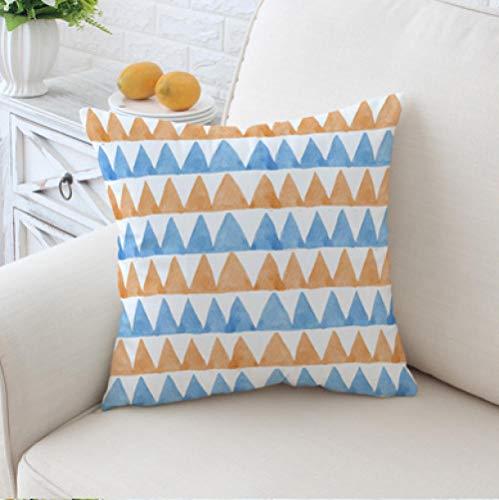 Sofá almohada simple y fresca IKEA Cachemira francesa funda ...