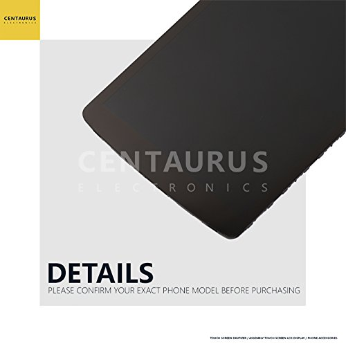 Full For LG G pad F 8.0 V496 V495 UK495 LCD Display Touch Digitizer Screen + Frame USA Black by CE CENTAURUS ELECTRONICS (Image #5)