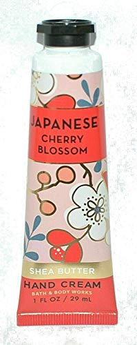 Bath Body Works Shea Butter Hand Cream Japanese Cherry Blossom
