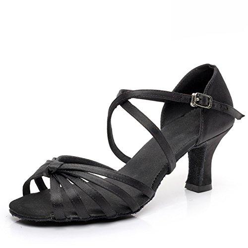 Ende Tanzschuhe Weiche Shoes dancing Latein des Tanzschuhe Damen U am OU114n