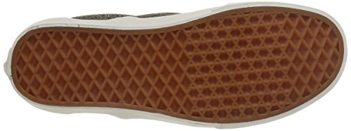 U Adulte Slip black on Baskets Multicolore Basses Vans Suede cheetah tan Classic Cheetah Mixte Suede pzwOpEqd