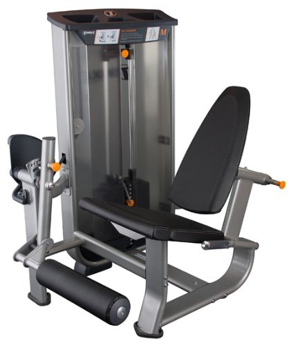Torque Fitness M8 Circuit Series Commercial Leg Extension Machine with Selectorized Weight Stack by Ironcompany.com