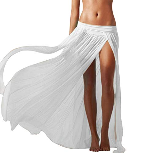 Bikini Swimsuit Beach Dress Skirts,Bhbuy Women's High Waist Beach Wrapped Cover up Beachwear -