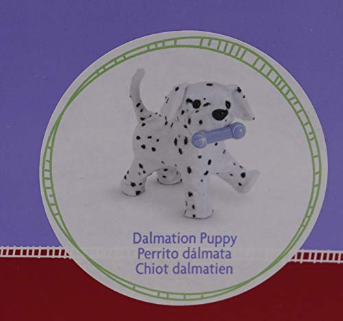 American Girl Truly Me Dalmation Puppy with bone 2014 Ages 8+ (American Girl Doll Dog)