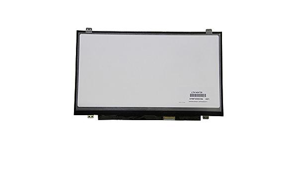 FTDLCD® 14 pulgadas Completa Panel de Pantalla LCD Laptop Display Reemplazo para HP140wx1-300 / HP 14-v003la: Amazon.es: Electrónica