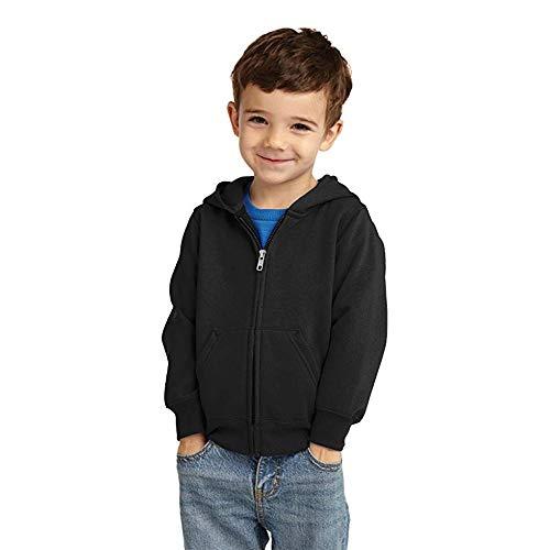 (Suma-ma Kid Hooded Sweatshirt Full Zip Winter Babyboy Girl Hoodie Coat)