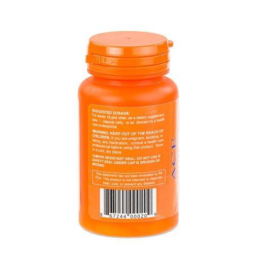 High Potency Biotin USP (D-Biotin) 100mg (100,000mcg) by ACE SP&C (Image #2)