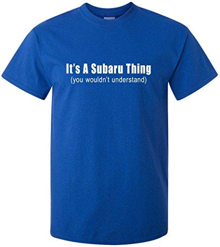 its-a-subaru-thing-shirt-large