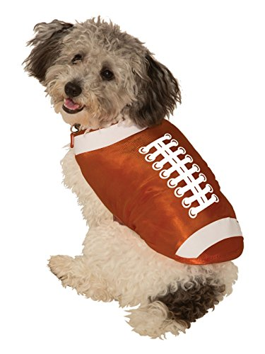 Form Novelties Football Sports Cheerleader Dog Costume (Medium) ()