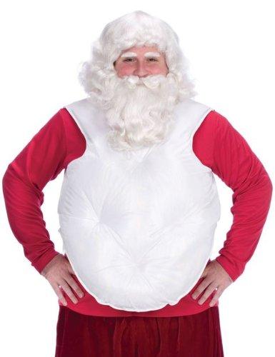 (Santa Suit White Stuffer - Standard - Chest Size)