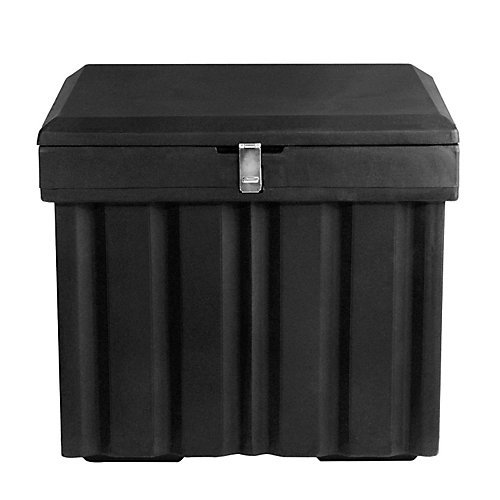 - Jolly Pets Feed Bin, Black
