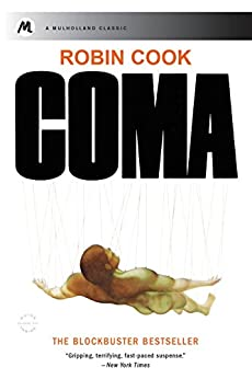 Coma by [Cook, Robin]