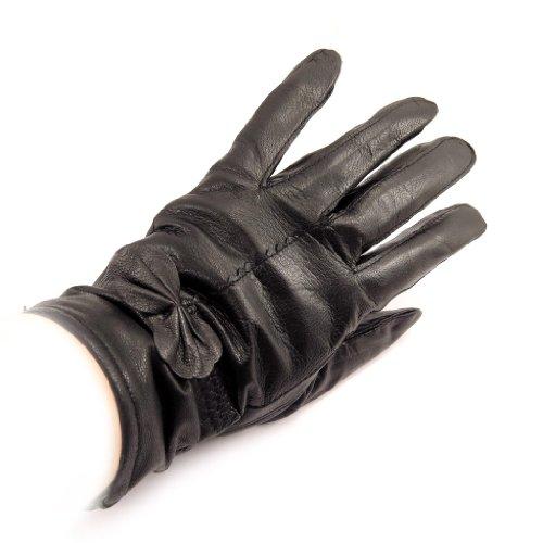 [リリーの宝 (Les Tresors De Lily)] (Clothilde コレクション) [L0535] 手袋 ブラック