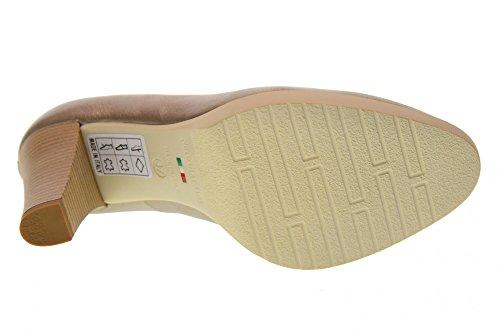 614 Laminato Dcollet Nero Cipria P805000D Chaussures à Giardini Talons HqpwBg