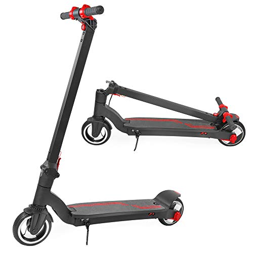 "XPRIT Folding Electric Kick Scooter w/ 6.5"" Wheel"