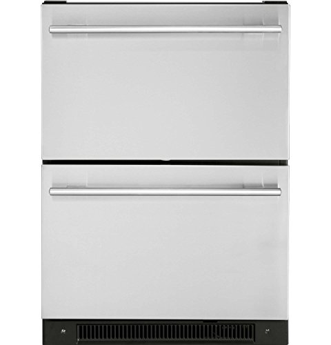 Haier 5.4 Cu. Ft. Built-In Compact Refrigerator Stainless DD410RS