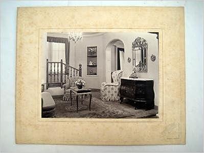 Antigua Fotografía - Old Photography : VISTA PARCIAL SALÓN APARADOR. Feria de Muestras Valencia 1942: Amazon.es: SANCHIS F.(Foto): Libros