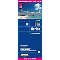 Reise Know-How Landkarte USA 10, Florida (1:500.000): world mapping project
