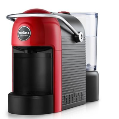 Lavazza Jolie Red 18000072 Capsule Coffee Machine - One Touch Operation