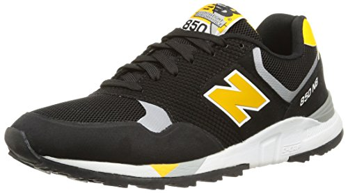 new balance gialle nere