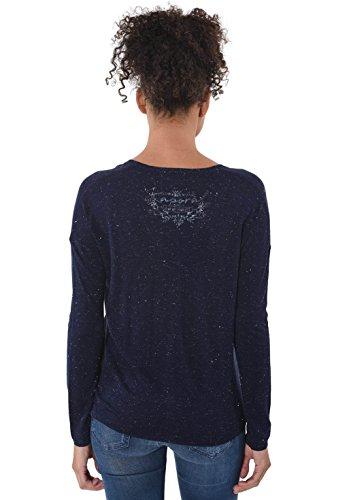 Valmo Gilet Kaporal Femme Valmo Gilet Bleu Bleu Femme Kaporal Kaporal 58SqRTPUwx
