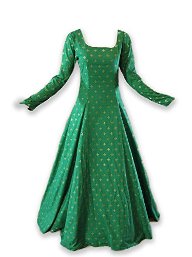 Buy ladies medieval dress patterns - 3
