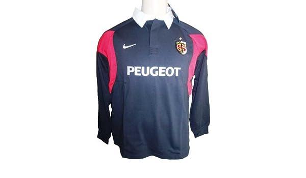 Stade Toulousain Nike camiseta de rugby para niños 496480, todo el ...