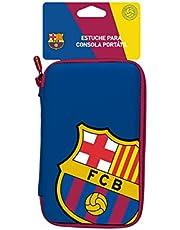 Subsonic - Caso Rígido Con Licencia Oficial Fc Barcelona (New Nintendo 3DS, New Nintendo 3DS XL, PSP, PS Vita)