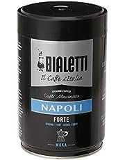 Bialetti 96080114 Napoli, koffie, zwart, zilver