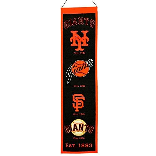 MLB San Francisco Giants Heritage Banner