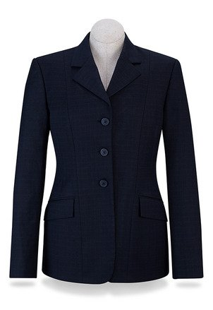 R.J. Classics Ladies Essential Collection - Navy Plaid 12RE