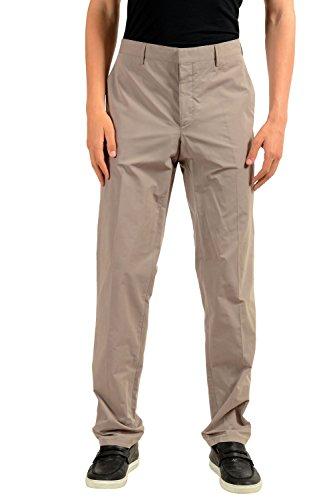 Prada Men's Beige Casual Pants Size US 38 IT 54
