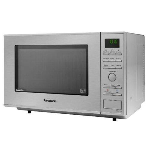 Panasonic NN-CF771SBPQ 27L 1000W Gris - Microondas (27 L, 1000 W ...