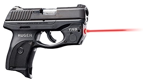 ArmaLaser Ruger LC9 LC9s LC380 EC9s TR9 Super-Bright Red Laser Sight with Grip Activation