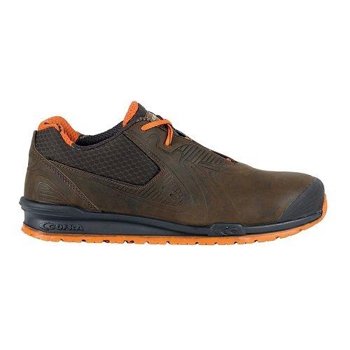 Cofra 78680-004.W46 Goleada S3 Chaussures de sécurité SRC Taille 46 Marron