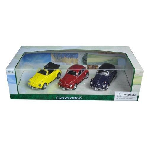 Volkswagen Beetle 3pc Gift Set 1/43