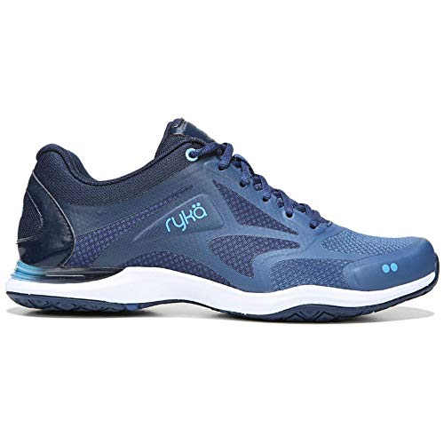 Ryka Studio - Ryka Women's Grafik 2 Cross-Trainer Shoe, Navy/Blue, 8 M US