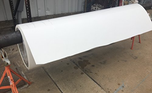 10ft - White RV Fiberglass/Filon Siding by Crane