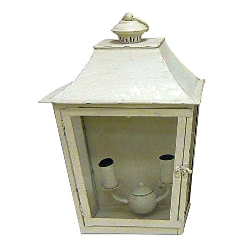 Better & best-farol Wall Light, 2  Lights, in the form of House in Decline, White 2 Lights 1692022