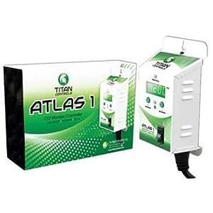 Titan controles Atlas 1CO2Monitor Controlador